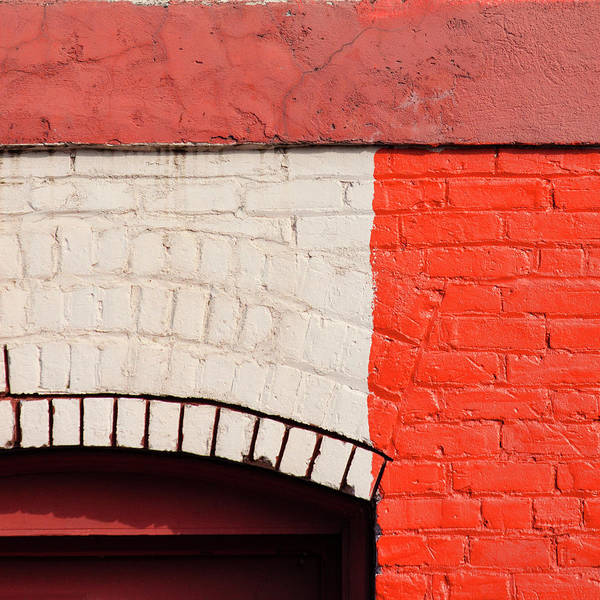 Wall Art - Photograph - Painting The Town Red Number 2 by Carol Leigh