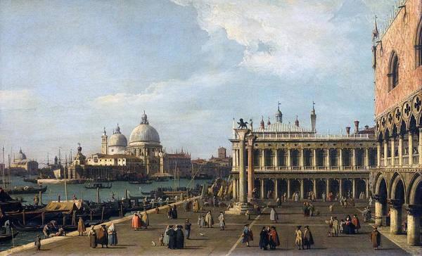 Wall Art - Photograph - Painting Titled  Santa Maria Della by Uig