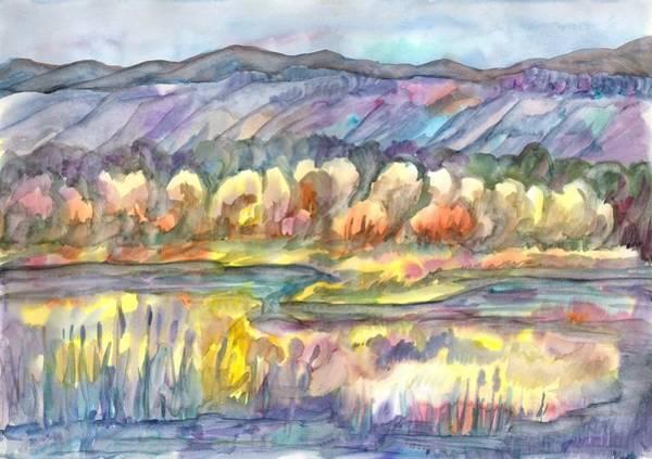 Painting - Paints Of Autumn by Irina Dobrotsvet