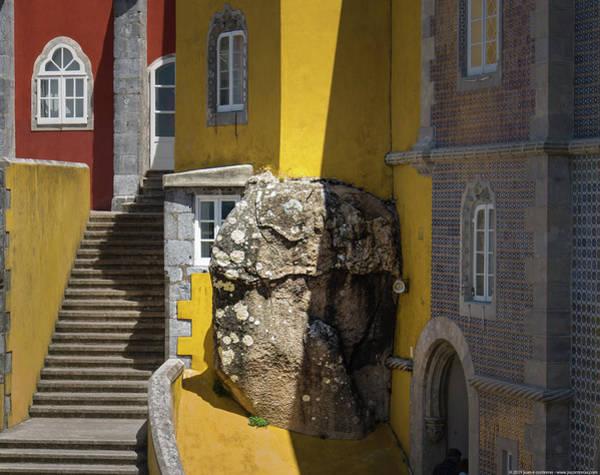 Photograph - Palacio Da Pena Sintra Portugal V by Juan Contreras