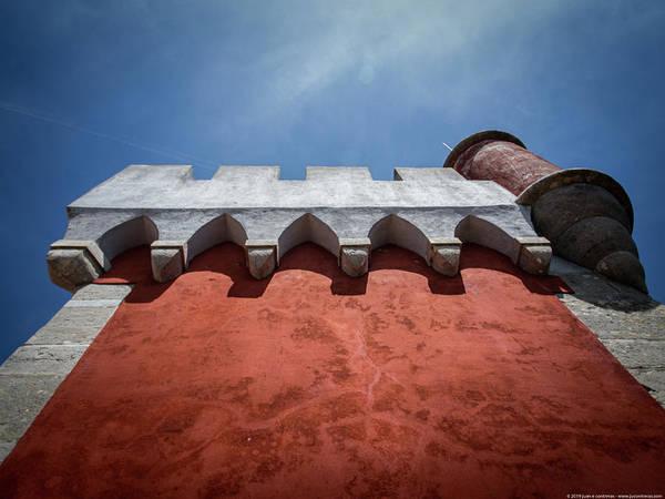 Photograph -  Palacio Nacional De Sintra II by Juan Contreras