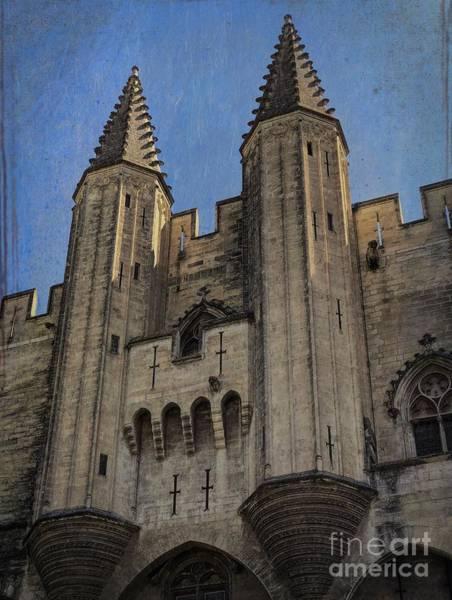 Photograph - Palais Des Papes - Avignon by Luther Fine Art
