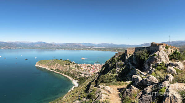 Photograph - Palamidi Fortress In Nafplio, Greece by Didier Marti