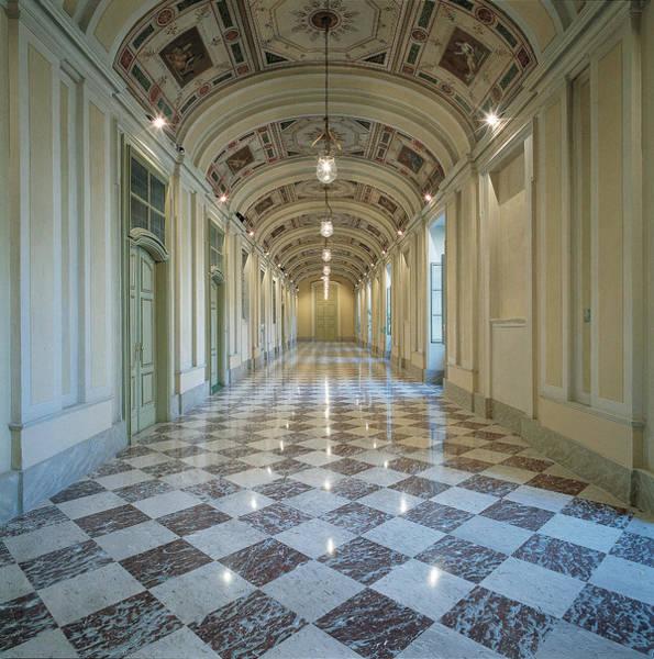 Painting - Palazzo Della Prefettura, Turin, By by Mondadori Portfolio