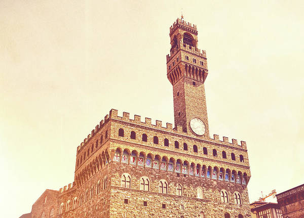 Photograph - Palazzo Vecchio by JAMART Photography