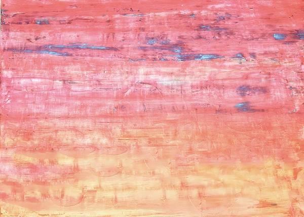 Avondet Wall Art - Digital Art - Pale Pink Sky by Natalie Avondet