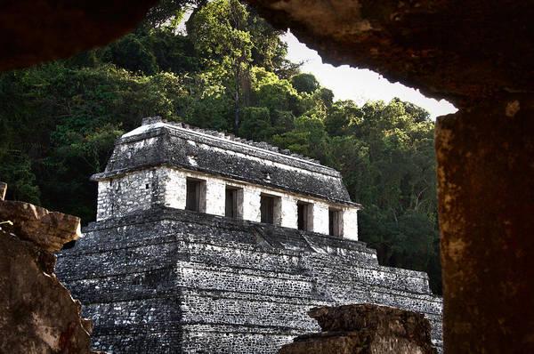 Photograph - Palenque Chiapas by David Resnikoff