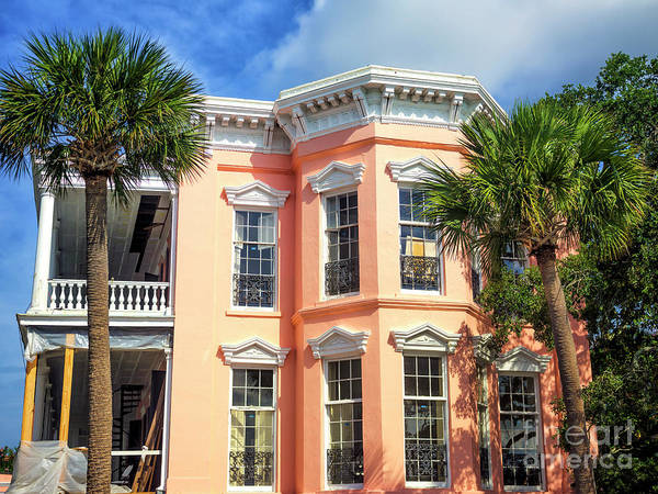Photograph - Palmer Bed And Breakfast In Charleston by John Rizzuto