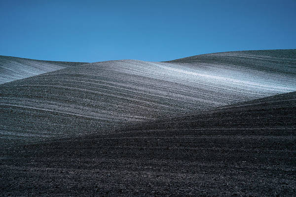 Photograph - Palouse Soil by Jon Glaser
