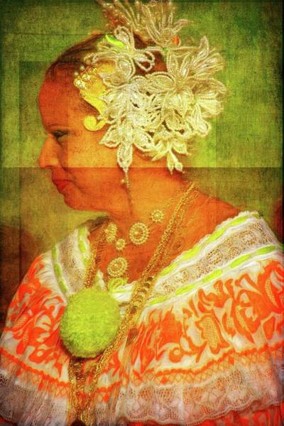 Photograph - Panamanian Beauty by Alice Gipson