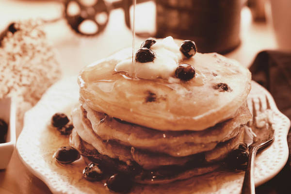 Wall Art - Photograph - Pancakes From The Past by Marnie Patchett