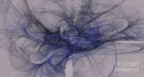 Digital Art - Smoke On The Water by Doug Morgan