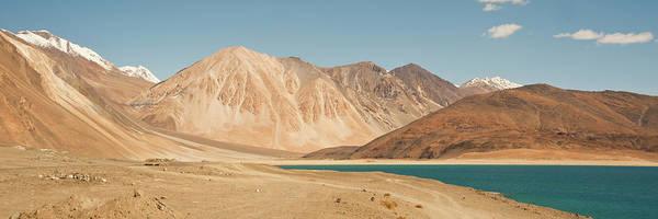 Wall Art - Photograph - Pangong Lake,ladakh by Ajay K Shah