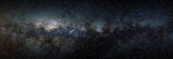 Wall Art - Photograph - Panorama View Of The Milky Way by Stephanhoerold