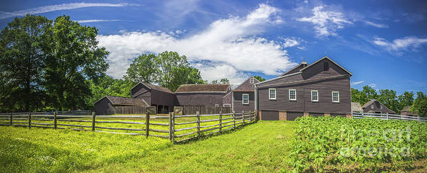 Wall Art - Photograph - Panoramic Farm View by Colleen Kammerer