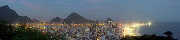 Wall Art - Photograph - Panoramic View Of Rio De Janeiro by Stuart Westmorland