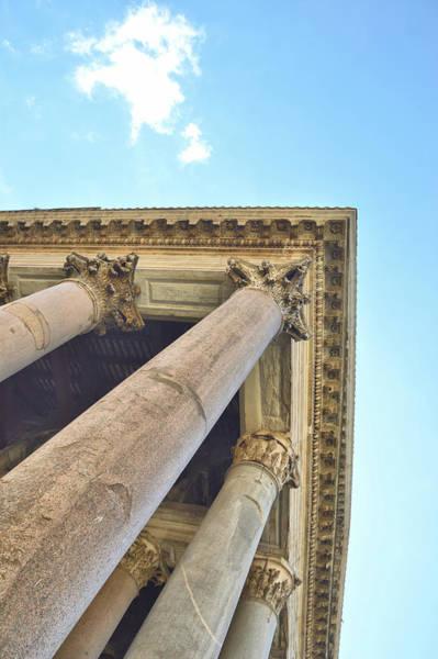 Photograph - Pantheon Corner by JAMART Photography