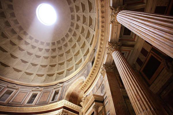 Pantheon Wall Art - Photograph - Pantheon by Dny59