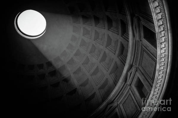 Wall Art - Photograph - Pantheon Of Rome by Louise Poggianti
