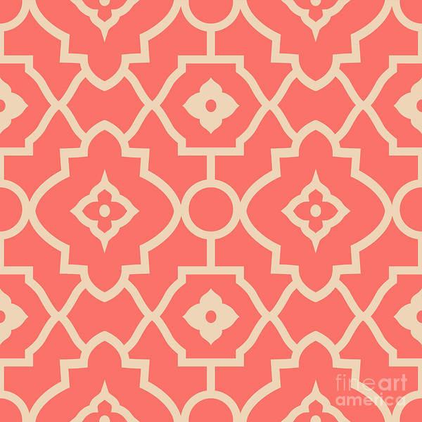 Wall Art - Pyrography - Pantone Pattern by Mark Ashkenazi