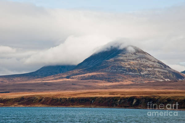 British Wall Art - Photograph - Paps Of Jura Mountains On The Isle Of by Jaime Pharr