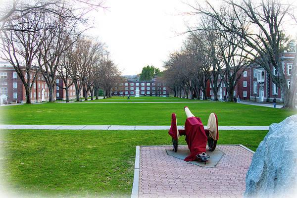 Photograph - Parade Ground At Norwich University by Jeff Folger