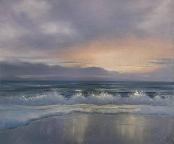 Painting - Paradise Found by Eva Volf