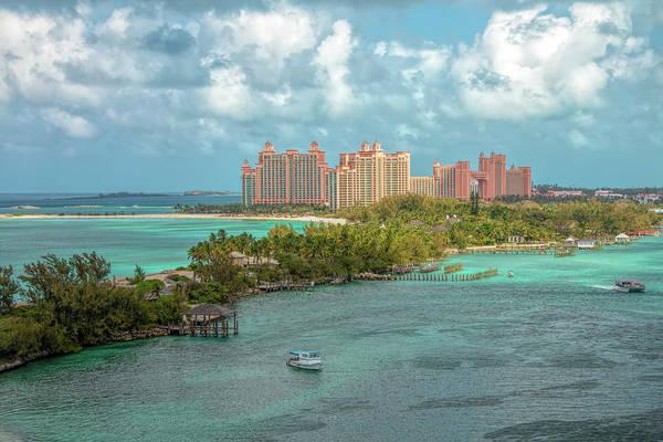 Photograph - Paradise Island Bahamas by Kristia Adams