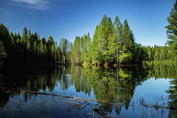 Photograph - Paradise Lake #1 by Flyinghorsedesigncom Photography