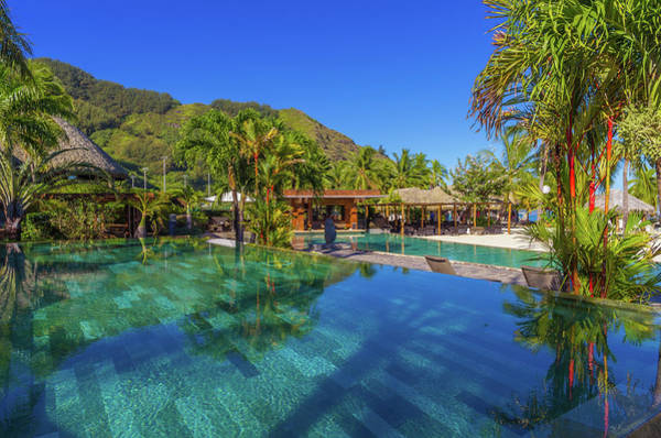 Wall Art - Photograph - Paradise On Earth Mo'orea French Polynesia by Scott McGuire