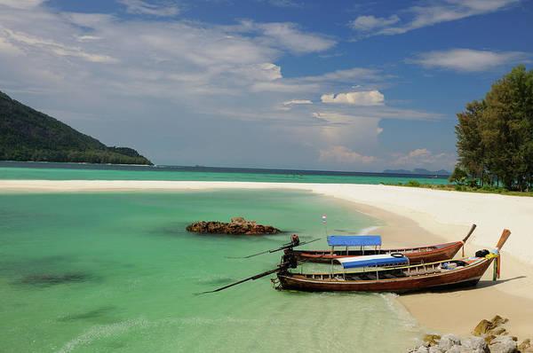 Phi Photograph - Paradise Tropical Beach, Koh Lipe by 4fr