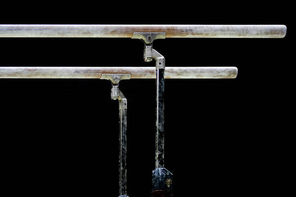 Bar Photograph - Parallel Bars by Win-initiative