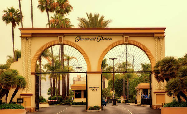 Wall Art - Photograph - Paramount Pictures Studio by Mountain Dreams
