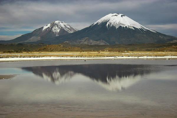 Arica Photograph - Parinacota by Photo ©tan Yilmaz