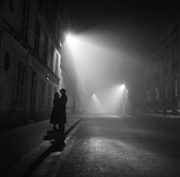 Photograph - Paris At Night by Michael Ochs Archives