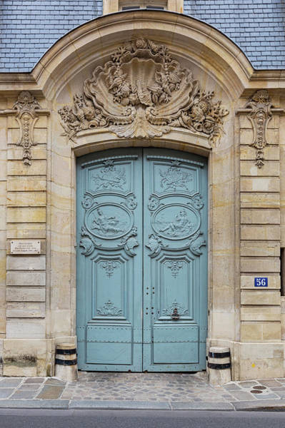 Wall Art - Photograph - Paris Doors No. 56 by Melanie Alexandra Price