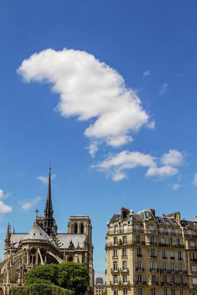 Wall Art - Photograph - Paris Ile De La Cite by Melanie Alexandra Price