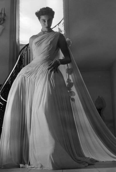 Evening Wear Photograph - Paris Spring by Martin Dutkovitch