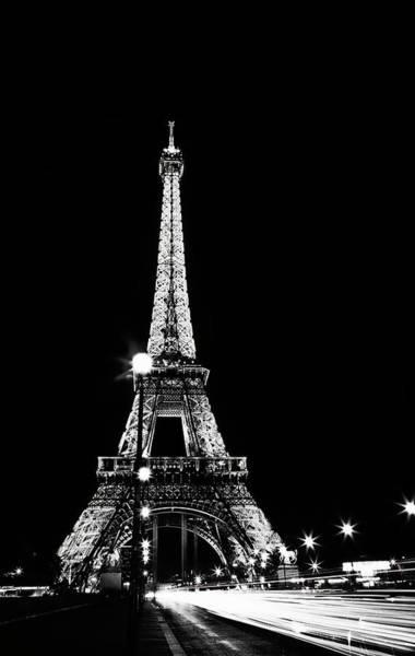 Wall Art - Photograph - Paris, The City Of Lights - Classic Edition by Kamil Swiatek