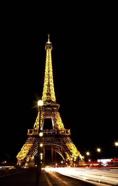 Wall Art - Photograph - Paris, The City Of Lights by Kamil Swiatek