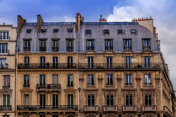 Wall Art - Photograph - Parisian by Andrew Soundarajan