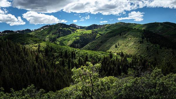 Wall Art - Photograph - Park City - Utah, United States - Landscape Photography by Giuseppe Milo