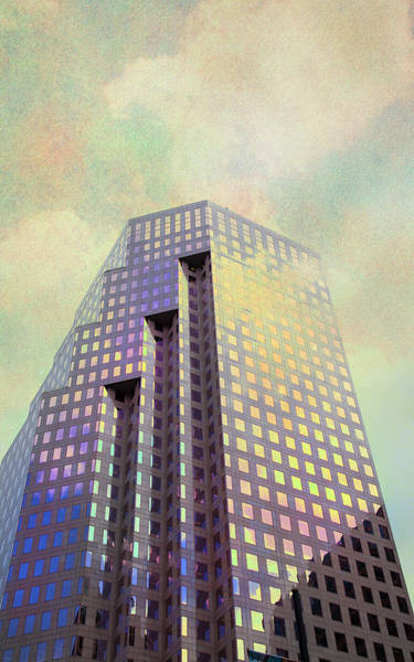 Photograph - Park Place - Vancouver by Theresa Tahara