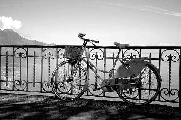 Wall Art - Photograph - Parked by Colleen Williams