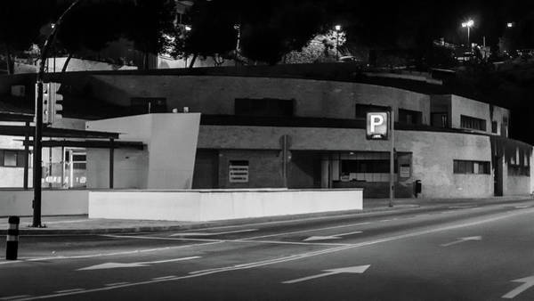 Photograph - Parking De La Merced by Borja Robles