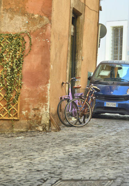 Photograph - Parking by JAMART Photography