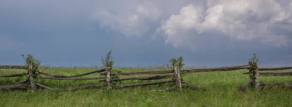 Photograph - Parkway Fence by Patrick M Lynch