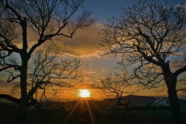 Photograph - Parkway Sunset by Meta Gatschenberger