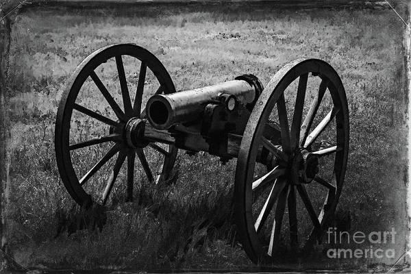 Photograph - Parrott Gun by Jon Burch Photography