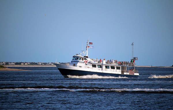 Photograph - Passenger Ferry by Cynthia Guinn